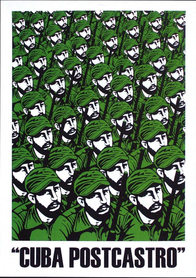 Cuba post Castro by Arístides Hernandez